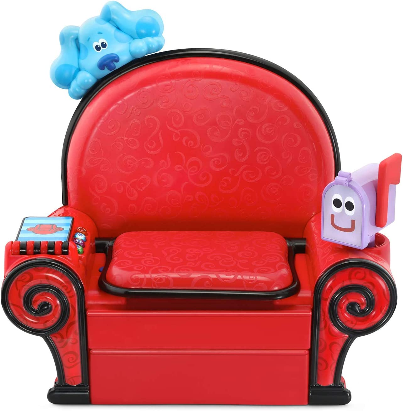 LeapFrog Blue's Clues and You Fr Max Regular discount 57% OFF Chair Play Learn Thinking