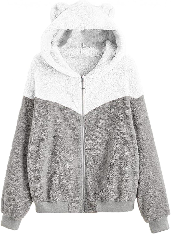 Evangelia.YM Womens Fleeve Zipper Jacket for Women OFFicial site Co Our shop OFFers the best service Sweatshirt