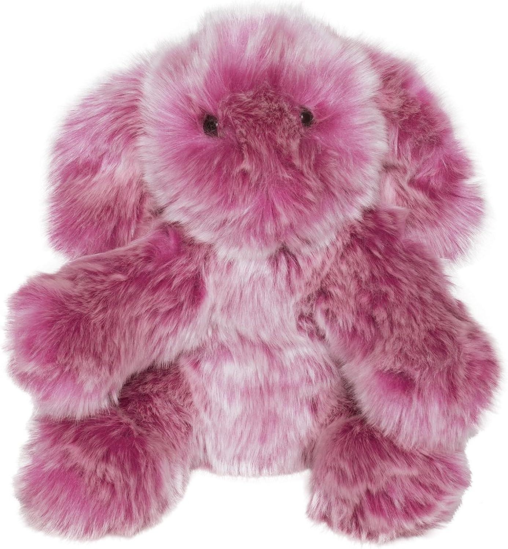 Manhattan Toy Luxe bluesh 9  Stuffed Animal Bunny Plush Toy