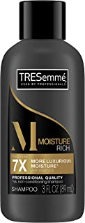 TRESemmé Shampoo Luxurious Moisture 3 oz, 88 Ml (639123)
