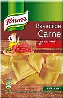 comprar comparacion Knorr - Ravioli de carne, 250 g