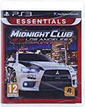 Midnight Club Los Angeles Complete Edition by Blu Ray - PlayStation 3