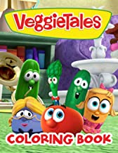 VeggieTales Coloring Book: There Will Always Be Exciting New Games Waiting For Children Through VeggieTale Coloring Book W...