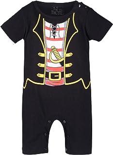 MOMBEBE COSLAND Baby Jungen Karneval Kostüm Kurz Strampler