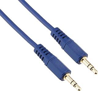 ELECOM ステレオミニプラグケーブル 1m [フラストレーションフリーパッケージ(FFP)] DH-MM10/E