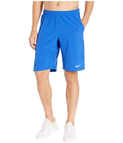 Nike N.E.T. 11 Woven Short (Game Royal/White) Men