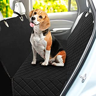 LONENESSL Premium Pet Back Car Seat Cover Hammock Nonslip Protector Mat Cat Dog Pet (Without Zipper)
