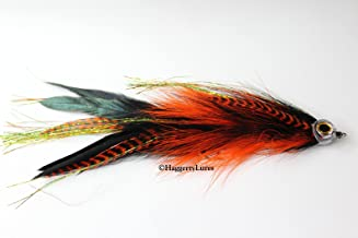Haggerty Jointed Muskie Fishing Lures -Pike Fly 7
