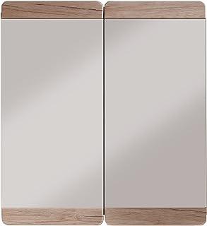 Maisonnerie 1324-410-90 Armoire Murale et Miroir Meuble Salle de Bain LxHxP 65 x 70 x 15 cm