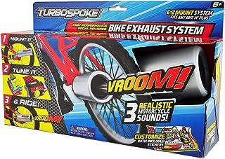 Turbospoke Bicycle Exhaust System