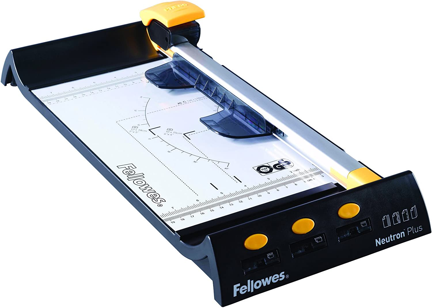 Fellowes Free shipping on posting reviews Neutron Plus A4 Trimmer Paper Max 74% OFF