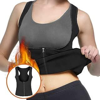 Airsspu Waist Trainer Belt for Women's - Waist Cincher Trimmer - Slimming Body Shaper Belt - Sport Girdle Belt (L)