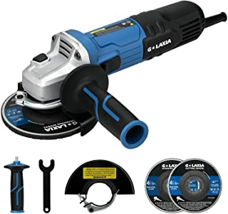0-1300 RPM G LAXIA Professional 3.5A Close Quarter Power Drill with Non-Slip Grip Ideal for Drilling Projects 3//8 Keyed Chuck Variable Speed