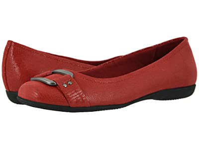 Trotters Sizzle Signature (Red) Women