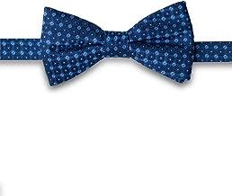 ORIGIN TIES Men's Fashion Silk Floral Geometric Bow Ties With Gift Box