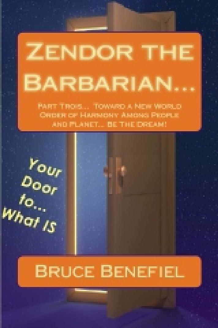 刃政府入手しますZendor the Barbarian... Part Trois (English Edition)