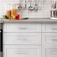 15-Pack Brushed Nickel Stainless Steel Drawer / Cabinet Handles