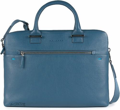 Piquadro Piquadro Piquadro Maletín CA1903S78 AV, azul  las mejores marcas venden barato
