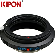 Kipon Adapter for Canon EF Mount Lens to Fuji GFX Medium Format Camera