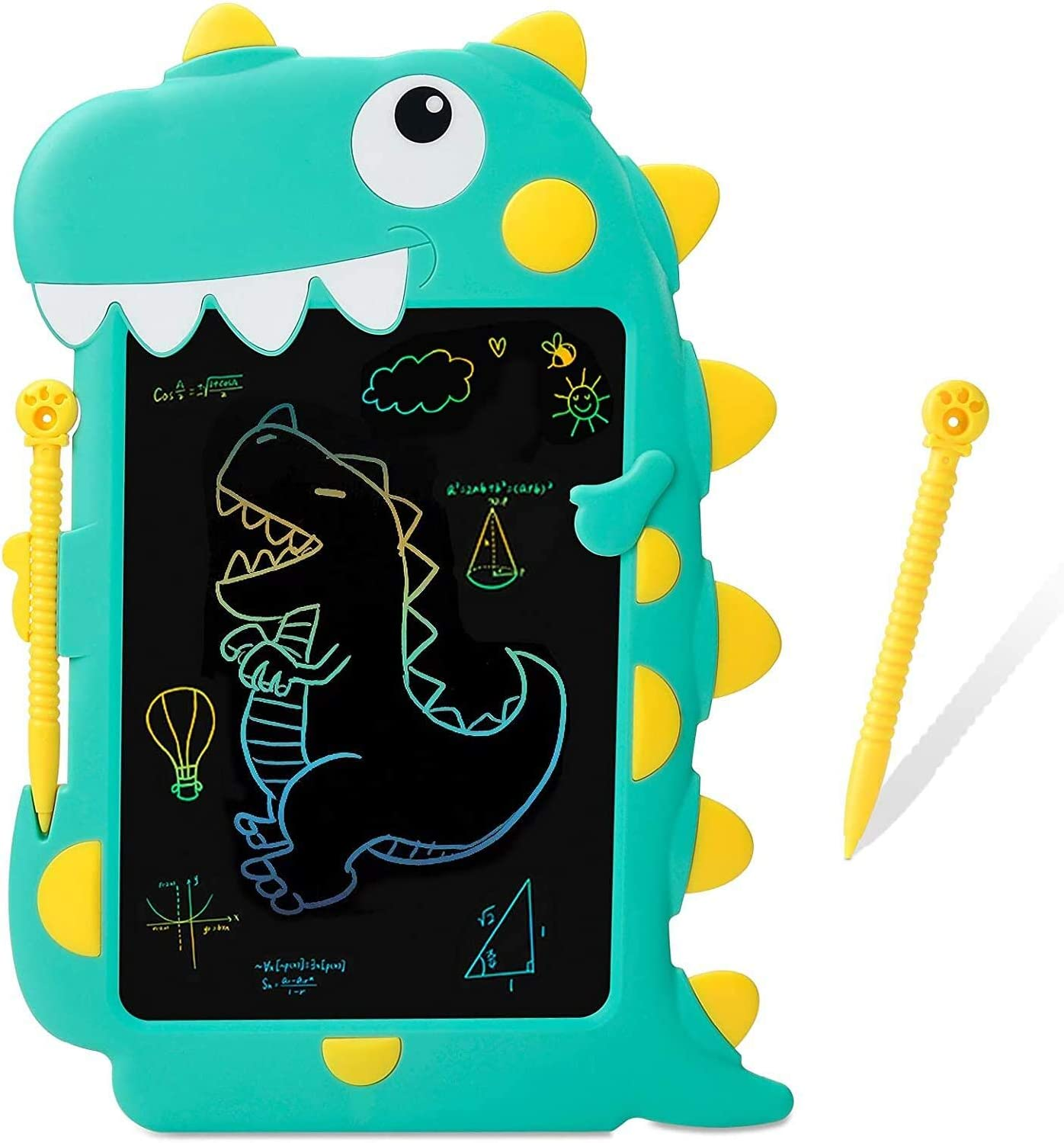 BUEMODRA Dinosaur Translated free shipping LCD Tablet Writing