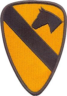f1d659d2e938 Amazon.com: 1st cavalry patch