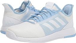 Footwear White/Footwear White/Glow Blue