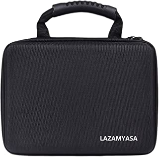 LAZAMYASA Portable Card Game Case for 2,400+ Cards Box. Fits Main Game and All Expansions (Extra Large)