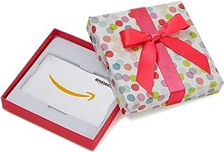 Carte Cadeau Amazon.fr - Dans un Coffret à Pois