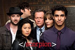 MCPosters Scorpion TV Show Series Poster GLOSSY FINISH - TVS673 (24
