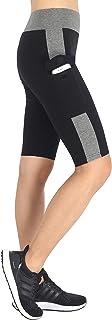 Munvot Women's Activewear Capri Legging Workout Gym Short Yoga Pants Tights