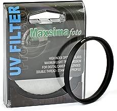 Maxsimafoto Professional Multi-coated 58mm Filter and Lens Protector for Olympus M Zuiko 40-150mm Micro 4 3 Digital Lens