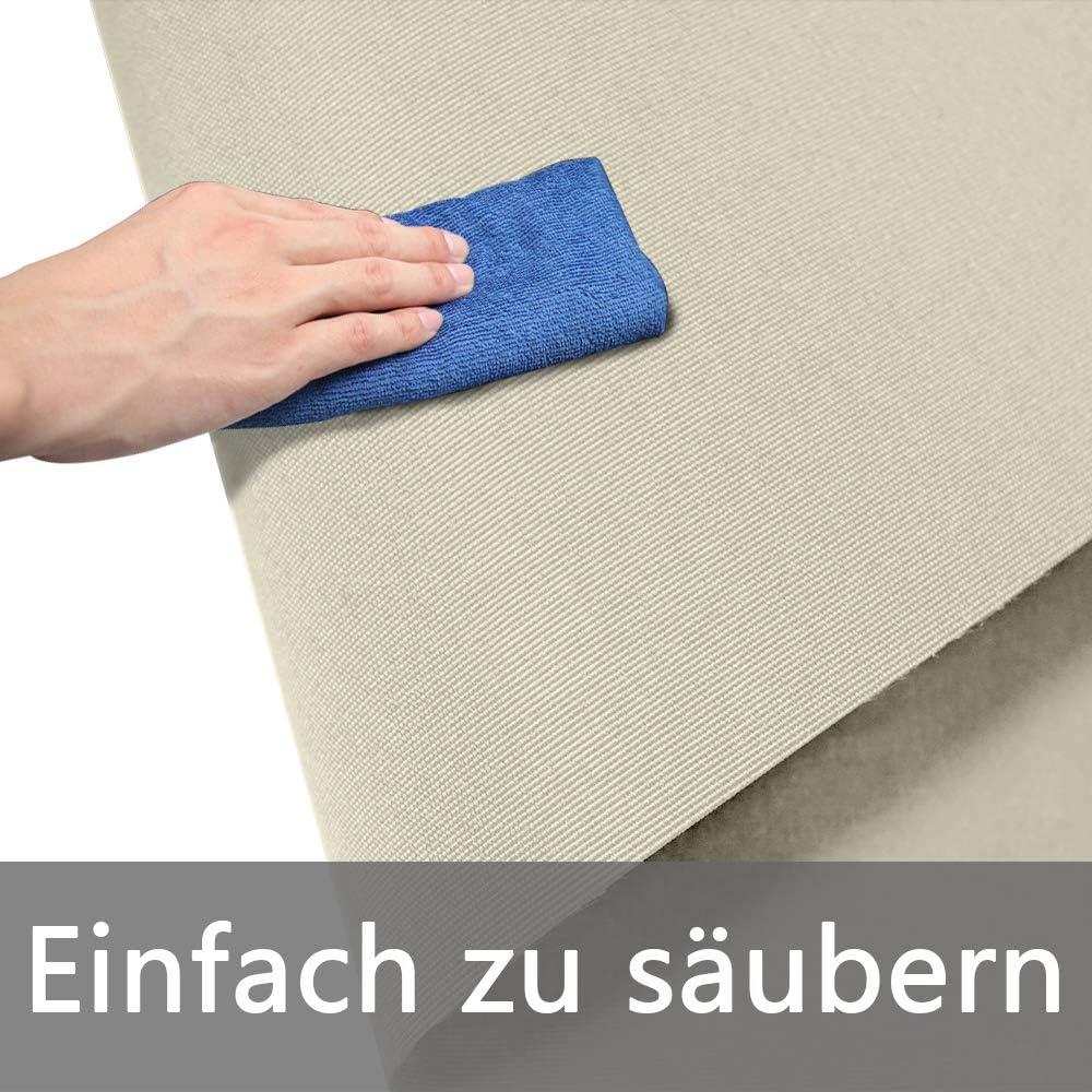 toldo vertical exterior Froadp 100 x 140 cm estor de protecci/ón visual reflectante con funci/ón t/érmica para ventanas y puertas antracita