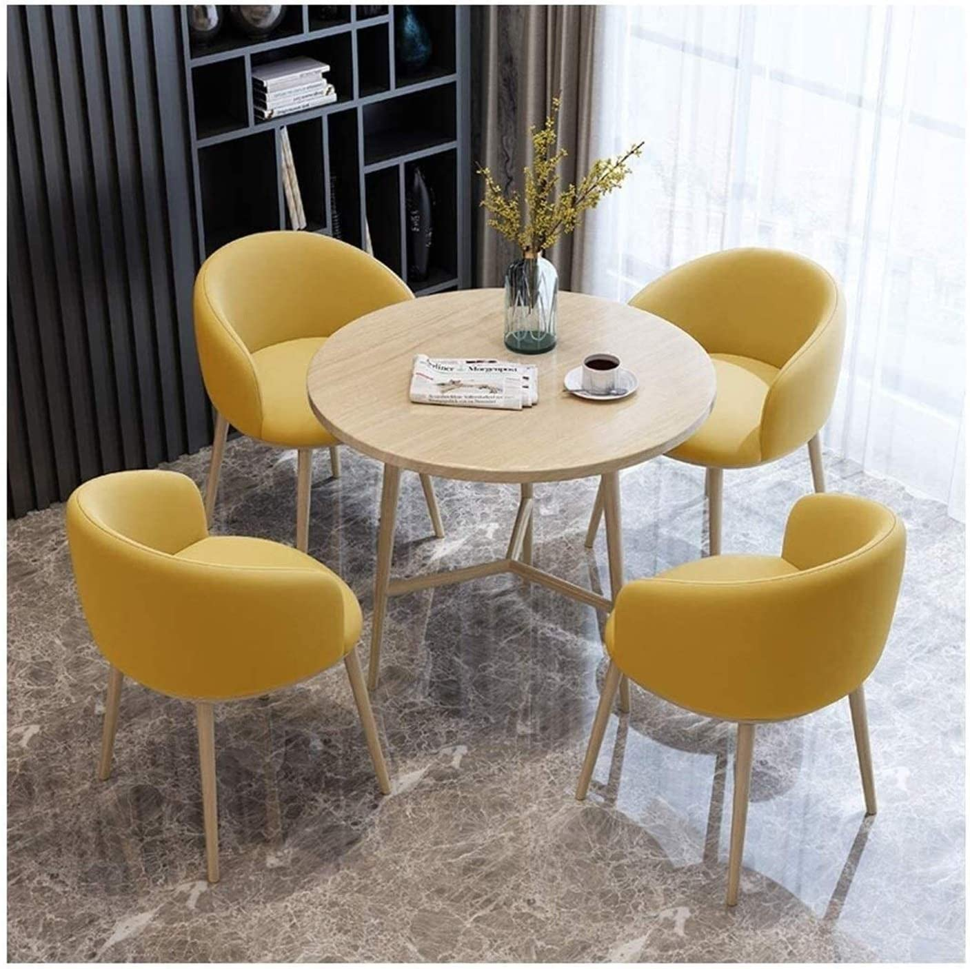 BUYT 40% OFF Cheap Sale Office Reception Room Club Low price Table and Set Chair Furniture Li