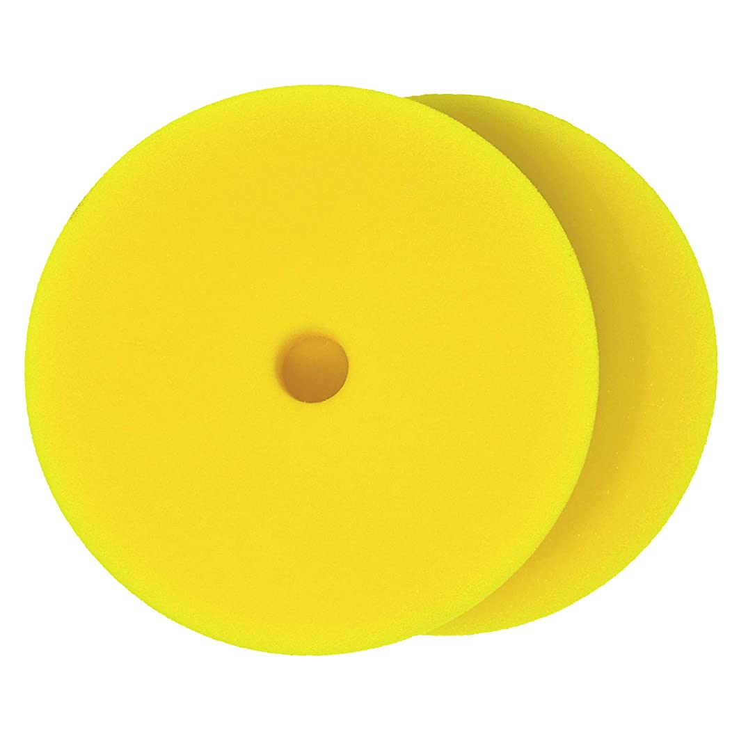 Rupes Yellow Fine Polishing Foam Pad 6
