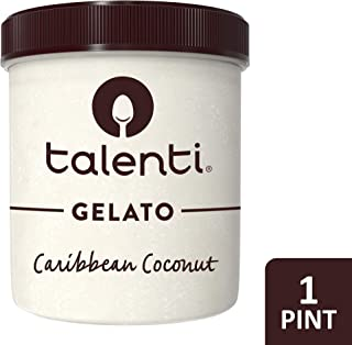 Talenti Gelato, Caribbean Coconut 1 pint (Frozen)