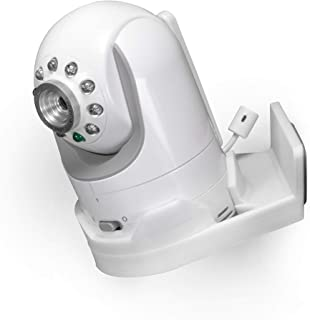 Drill Free Corner Shelf for Infant Optics DXR-8 Baby Monitor Wall Mount, Optimal Viewing, Full Pan & Tilt, Custom Desgined...