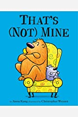 That's (Not) Mine (You Are Not Small) Paperback