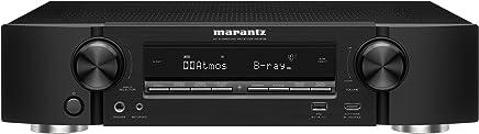 Marantz AV Audio & Video Component Receiver Black (NR1608), Works with Alexa
