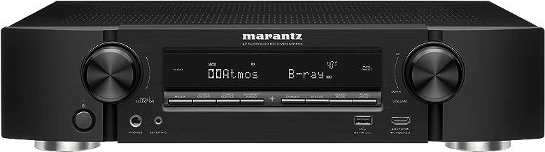 Marantz AV Audio & Video Component Receiver Black (NR1608)