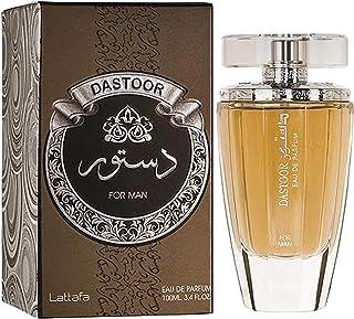 Lattafa Dastoor For Men - Eau de Parfum, 100 ml