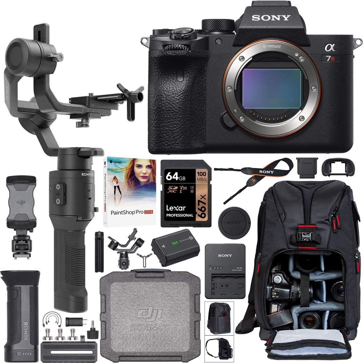 Sony a7R Los Angeles Mall IV Full-Frame List price Mirrorless Bo Interchangeable Lens Camera