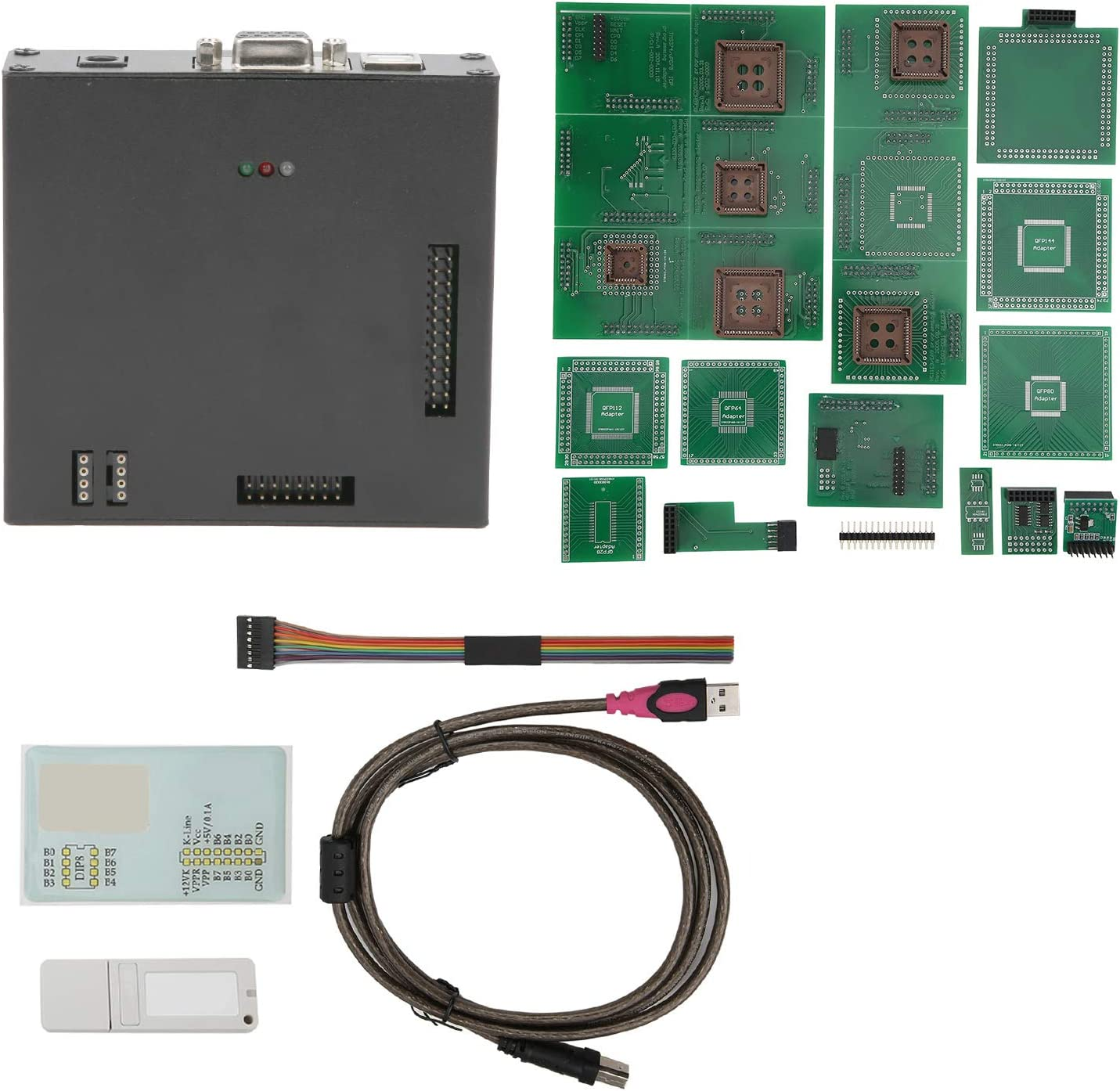 ECU Programmer V5.84 Programming USB Limited price sale New popularity with D Tool