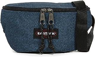Eastpak Springer, Marsupio portasoldi Unisex – Adulto, Blu (Double Denim), 2 liters, Taglia Unica(16,5 x 23 x 8,5cm) [Ling...
