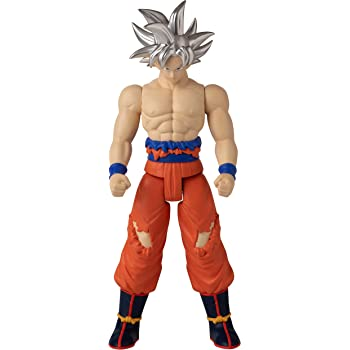 Dragon Ball Super - Ultra Instinct Goku Limit Breaker 12 inch Figure, Series 2 (36734)