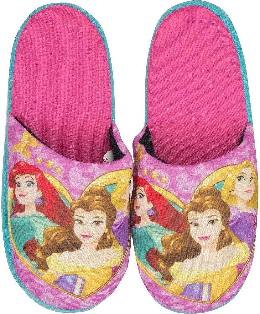 Suola Antiscivolo pantofole Bambina Principessa super hero girls