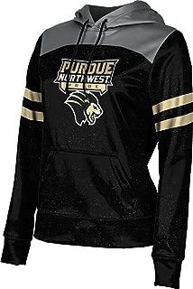 Purdue University Northwest Women's Pullover Hoodie, School Spirit Sweatshirt (Gameday)