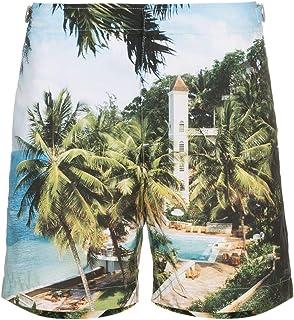 [(オールバーブラウン) ORLEBAR BROWN] [スイムショーツ Bulldog resort print swim shorts] (並行輸入品)