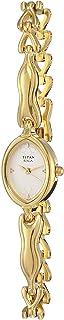 Titan Raga Analog Silver Dial Women's Watch NM2370YM03/NN2370YM03