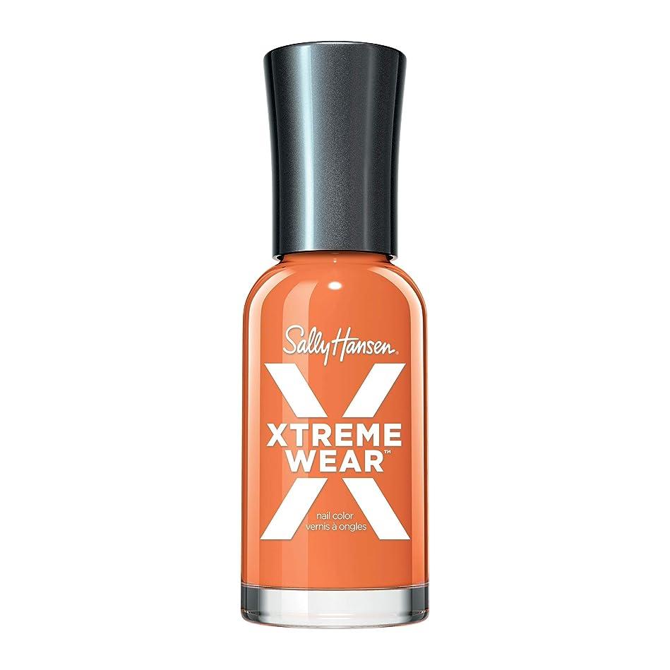 並外れてインストラクター労働者SALLY HANSEN Hard As Nails Xtreme Wear Sun Kissed (並行輸入品)