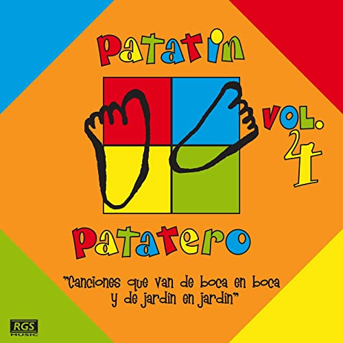 Patatín Patatero, Vol. 4